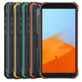 Blackview BV4900 Global Version IP68 / IP69K 5.7 pulgadas NFC Android 10 5580mAh 3GB 32GB Helio A22 Cuatro Nucleos 4G Smartphone
