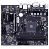 Colorful BATTLE-AX B450M-HD V14 Computer Motherboard PC Desktop Motherboard  Supports AMD Socket AM4 and Ryzen Series CPUs Dual Channel DDR4 Audio Isolated LED Light
