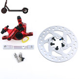Electric Scooter 120mm Rear Brake Disc Replacement Parts for XIAOMI Mijia M365 Pro Electric Scooter