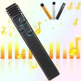 Bakeey M11 Microfone bluetooth 3 em 1 2 * 10W HIFI Alto-falante estéreo sem fio 4000mAh Microfone portátil de karaokê