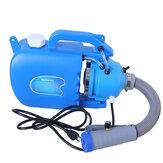 Backpack Electric ULV Sprayer Fogging Machine Portable Garden School Disinfection Fogging Sprayer 5L High Pressure Mist Blower