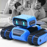 Intelligent RC Robot KIT Programming Infrared Obstacle Avoidance  Gesture Sensing Following Robot Toy
