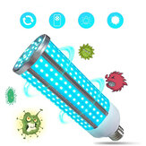 40W 80W Ultraviolet Germicidal Lamp LED UVC Bulb Household Ozone Disinfection Light 85-265V
