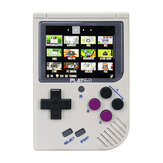PLAYGO 8GB 1000 Games 2.4 polegadas HD Display Handheld Game Console Support PS1 NES SFC MD GBA GBC GB Games Player