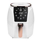 LIQI 3518B 5.5L Multipurpose Air Fryer Oil Free Non-stick Temperature Timing Control 1400W