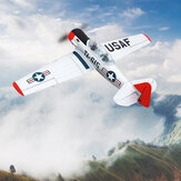 Dynam AT-6 Texan 1370mm Wingspan Trainer EPO Warbird RC Airplane PNP Superb Scale