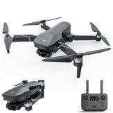KF101 GPS 1,2KM 5G WiFi FPV 4K HD ESC kamerával 3 tengelyes EIS Gimbal kefe nélküli összecsukható RC drón Quadcopter RTF