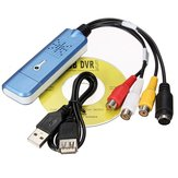 USB 2.0 Converter Audio Video Grabber Capture Adapter for Computer NTSC PAL