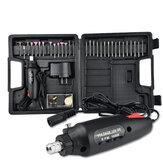 60Pcs Électrique Polissage Grinder Rotatif Outil Kit 12 V Power Drill Machine & Accessoires