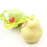 GiggleBread Squishy Pear 8.5cm Slow Rising Original Packaging Fruit Squishy Collection Gift Decor