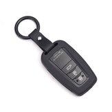 Fit For Toyota RAV4 2018 2019 Smart Key Black Aluminum Case Cover Car Key Holder