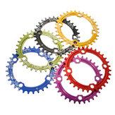 SNAIL Único dente Positivo e Negativo Placa de bicicleta Crank Pneu 32T Circular Dsc