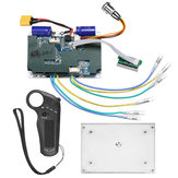 24 / 36V Dual Motors Sterownik systemowy Noninductive Longboard Skateboard Controller Remote ESC Substitute