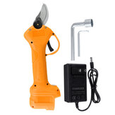 Rechargeable Electric Pruning Shear Portable Tree Pruner Branch Cutter Gardening Tool