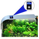 Loskii PT-08 Aquarium Aquarium LED-lamp 15W 5730 Energiebesparende lamp EU Plug Waterverlichtingen Bar