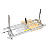 90cm Portable Chain Saw Mill Planking Milling From 14 Inch to 36 Inch Guide Bar