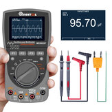Opgewaardeerd MUSTOOL MDS8207 Intelligent 2 in 1 Digitaal 40 MHz 200 Msps / S Oscilloscoop 6000 Counts True RMS Multimeter