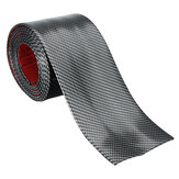 Carbon Fiber Car Scuff Plate Door Sill Cover Panel Step Protector Guard