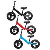 32-дюймовый безпедальный балансировочный велосипед для маленьких девочек и мальчиков, тренировочный велосипед с толканием для 2-6 лет, Рожд