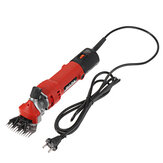 HILDA 220V 680W Elektrikli Koyun Kesme Makası Makas Makası Kesici Keçi Horse Kesme Makinesi 6 Dişliler Hız