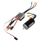 Racerstar 2845 Motor Brushless à prova d'água Sensorless 35A ESC Combo 1/12 1/14 RC Car Parts