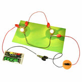 Series Parallel Circuits Physics Experiment DIY Science Educational Toys Kit