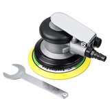 5'' Air Random Orbital Sander Polisher Polishing Car Grinding Buffing Machine