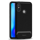 IPAKY Shockproof Hard PC + Soft TPU Back Cover Protective Case for Xiaomi Redmi 6 Pro Mi A2 Lite Non-original