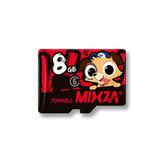 Mixza Año de la Perro Edición limitada C6 Tarjeta de memoria 8GB TF