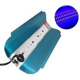 30 W UV Lamba Ultraviyole Dezenfeksiyon Işık Menekşe Dalga Boyu Floresan Ajan Algılama AB / US Fiş AC110 / 220 V