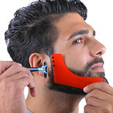 Nuovo pettine per barba Sessuale Man Gentleman Beard Trimmer