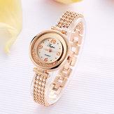 LVPAIP132Montreéléganteavecbracelet de montre pour femme