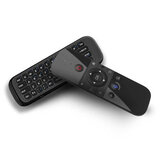 M8 2.4G 6 Eixos Air Mouse Controle Remoto IR Aprendizagem por Android Tv Caixa / Mini PC / Smart TV