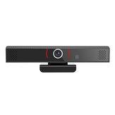 WD-SEEUP 1080P USB Sürücüsüz Video Konferansı Kamera HD Canlı Yayın Video Arama Konferans Çalışması İçin Mikrofon'li Web Kamerası