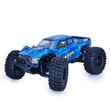 HNRMARSProH98011/102.4G 4WD Rc Auto 80A ESC motore senza spazzola Off Road Monster Truck RTR Toy