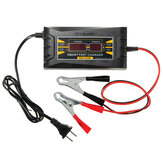 SUOER 12V 10A Smart Fast Battery Charger LCD-display voor auto motorfiets