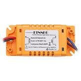 KTNNKG Wireless ضوء Switch Kit لمصابيح المشجعين الأجهزة 433Mhz RF استقبال الافتراضي OFF