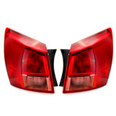 Car Outer Rear Tail Light Red Left/Right with No Bulb Wiring Harness for Nissan Qashqai 2007-2010