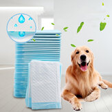 Pet Dog Diapers Disposable Heavy Absorbency Underpads Pet Dog Training Urine Pad Diapers for Dogs Cleaning Diapers