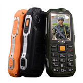 GOFLY F7000 2.4 inch 4000mAh Power Bank FM bluetooth SOS Long Standby Rugged Feature Phone