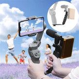Moda L-Shape Handheld Handle Mount Gimbal Brack Grip Para OSMO Mobile 2 3