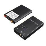 SS 1.3G 1.2Ghz / 1.3Ghz 8CH 1W Transmissor de Áudio e Vídeo Sem Fio Receptor Combo Embutido 3000mAh Bateria Suporte DVR IPTV TV Digital