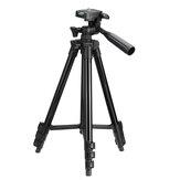 35-103 cm Uzatılabilir Ayarlanabilir Tripod Standı Telefon Tutucu Kamera Klip Kampçılık Seyahat Fotoğrafçılığı Tripod