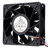4Pin Strong Airflow 5000RPM CPU Cooling Fan for Antminer Bitmain S7 S9
