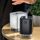 45 ml Automático IR Nebulizador de Esterilização por Álcool por Indução Touchless Dispensador de Desinfetante para as Mãos Pulverização de Carregamento USB Esterilizador Portátil Atomizador para Restaurante em Casa Empresa de Hotel Escola