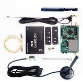 HackRF One 1MHz-6GHz-Entwicklungsplattform für Funkplattformen Software-definiertes RTL-SDR-Demoboard Satz Dongle-Empfänger Amateurfunk
