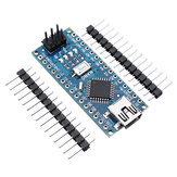 ATmega328P Nano V3 Controller Board For Improved Version Development Module Geekcreit for Arduino - produk yang bekerja dengan papan Arduino resmi