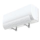 Aire acondicionado Parabrisas Soplado anti-directo Aire acondicionado de pared Deflector Parabrisas Enfriador del hogar A prueba de viento