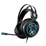 TBOTB G868 7.1 Vibrating Sound Wired Gaming Headset 3.5mm USB Port Music Headphone for E-Sport PC XBox PS4
