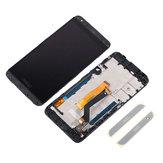 LCDpantalla+pantallatáctilAsamblea montaje pantalla digitalizador para HTC Desire650LTENAA17D650H